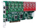 OpenVox A800P 8-port PCI- 8 FXO